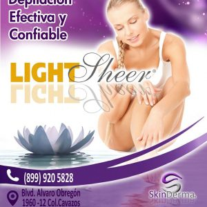 SKINDERMA_DEPILACION_LIGHT_SHEER