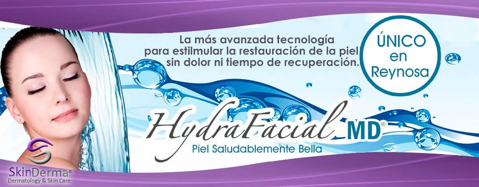 Banner-Hydrafacial